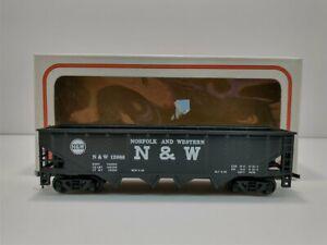Bachmann 43-1006-A4 HO N&W 42' Open Quad Offset Hopper #12988 EX/Box