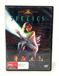 Species (DVD, 1995) Natasha Henstridge Region 4 Free Postage