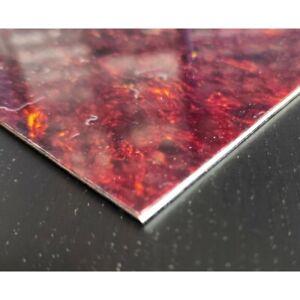 "Plaque Pickguard Protect Blank Tortoise 3-ply 29x23,5cm (T/W/T).090""-2,29mm"