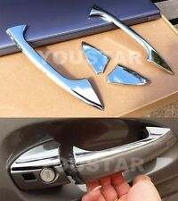 AU STOCK RHD CHROME Door Handle Covers for Mercedes C E Coupe W204 W207 R172 SLK