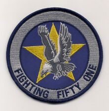 USN VF-51 SCREAMING EAGLES patch F-14 TOMCAT FIGHTER SQN