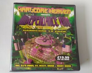 Rave Tape 11 Pack Old Skool Techno Hardcore Heaven Presents Independence Day 98