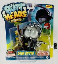 Buttheads Grim Ripper Interactive Farting Figurine Series 1 Loud & Proud