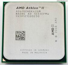 AMD Athlon II X4 615E AD615EHDK42GM 2.5GHz 4-Core Socket AM3 45W CPU Processor