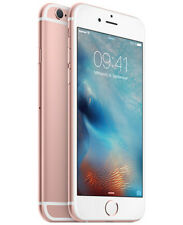 Apple iPhone 6s 32GB Roségold IOS LTE Smartphone ohne Vertrag Retina Display