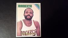 1975 Topps Basketball Zaid Abdul-Aziz #49 Houston Rockets