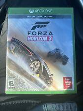 Forza Horizon 3 (Microsoft Xbox One, 2016)