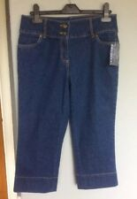 Ladies Short Jeans By Brookner Size 12 NWT