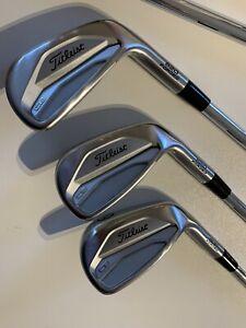Titleist 620 CB Irons - Modus 3 120 Stiff