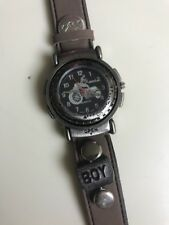 Xanadu Motorcycle Mens Watch Wristwatch New Japanese Movement