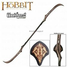 The Hobbit - Mirkwood Double-Bladed Pole Arm by United Cutlery UC3043 *NEW*