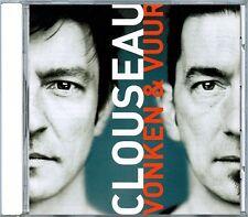 CLOUSEAU - VONKEN & VUUR (2007) Oogcontact, De tegenpartij, Casanova, Onvolmaakt