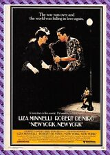Carte Postale Affiche de Film - NEW YORK, NEW YORK