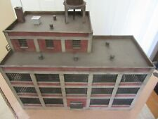 HO Scale Walthers Geo. Roberts Printing building