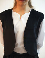 Victorian//Oliver//Scrooge//Shows URCHIN Tan 3 PIECE WAISTCOAT SET All Ages//Sizes