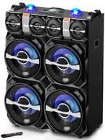 Edison DJ Party Music System 4000 Watt PMPO
