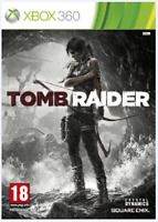 Xbox 360 - Tomb Raider (2013) **New & Sealed** Official UK Stock