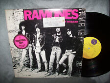 "Ramones  ""Rocket to Russia""   PROMOTIONAL   IN STORE PLAY ONLY    1977"