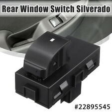 Power Electric Rear Window Switch ABS 22895545 For Chevrolet Silverado GMC Buick