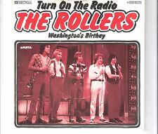 BAY CITY ROLLERS - Turn on the radio
