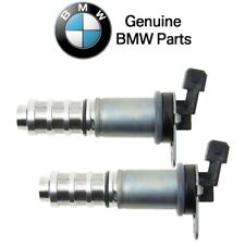 For BMW 135i 335i M3 Pair Set of 2 Solenoids w/ Gaskets for Vanos System Genuine
