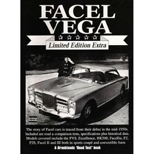 Facel Vega Limited Edition Extra 1954-1964 book paper