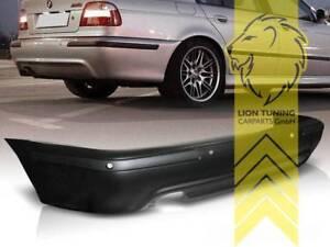 Heckstoßstange Heckschürze für BMW E39 Limousine auch für M-Paket + M5 für PDC