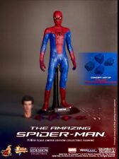 Hot Toys  Movie Masterpiece Amazing Spider-Man 1/6 Scale Figure Spiderman