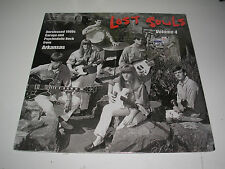 Lost Souls Volume 4 LP sealed New Unreleased 1960s garage/psych from Arkansas