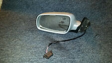 AUDI A3 8L FACELIFT EXTERIOR MIRRORS ELECTRICALLY LEFT SILVER 020479 #OA1