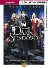 Dark Shadows (Johnny Depp) DVD New Blister Pack