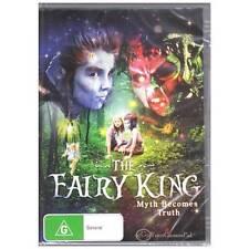 DVD FAIRY KING OF AR, THE AKA: BEINGS Bernsen McDowell Family ALL REGION [BNS]