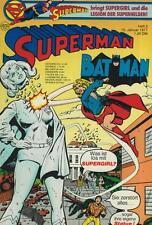 Superman 1977/ 2 (Z1-, Sm), Ehapa