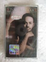 Always You by James Ingram Rare 1993 Malaysia Cassette Tape New Sealed