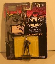 Batman Returns CATWOMAN Figure Die-Cast Metal ERTL 1992 New
