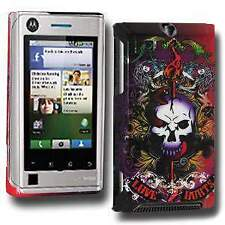 Click On Case for Motorola DEVOUR A555 - Love Hurts