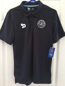 QPR 2016 Dry World Club Polo Adult Navy