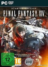 Final Fantasy 14 XIV - Starter PC New+Boxed