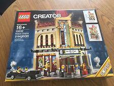 NEW FACTORY SEALED Palace Cinema Lego Modular Movie Theater 10232