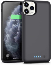 AOPAWA Battery Case for iPhone 11 Pro Max, Upgraded [7800mAh] Charging Case for