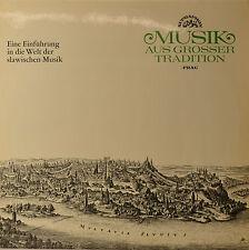 "KAREL ANCERL - MUSIQUE DE GRAND TRADITION 12"" LP (P164)"