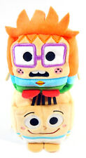 """Set of (2) Nickelodeon Rugrats Chuckie & Tommy 4"""" Kawaii Cubes Toy  05-m / 06-m"""