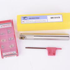 1pcs BAP 300R-C16-16-120 +10pcs APMT1135 PDER DP5320 Indexable milling cutter