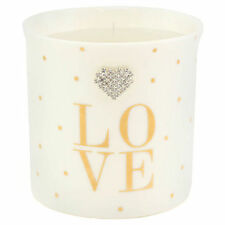 Hearts & Love Small Scented Candles Lights