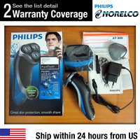 NEW Philips Norelco AT890 AT880/44 AquaTouch Wet and Dry Electric Razor Shaver
