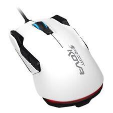 ROCCAT Kova Pure Performance 7000DPI Optical Gaming Mouse (White)