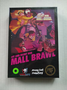 Jay And Silent Bob Mall Brawl Limited Run Games Nintendo NES Factory Sealed