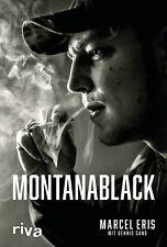 MONTANABLACK Vom Junkie zum YOUTUBER Biografie Marcel Eris YOUTUBE Buch Sand