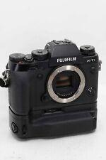 NMINT Fujifilm X-T1 16 MP Mirrorless Digital Camera Body w/Grip FROM USA