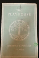 1948 The Playhouse Liverpool: Julia Flaxman Valerie Hanson  in THE SILVER CURLEW